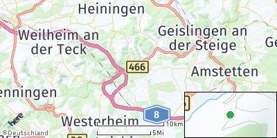 Google Map of Bad Ditzenbach