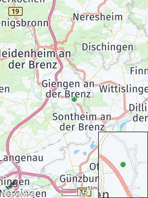 Here Map of Hermaringen