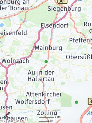 Here Map of Rudelzhausen