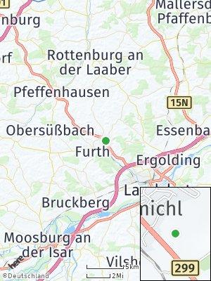 Here Map of Weihmichl