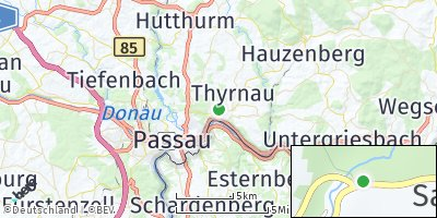 Google Map of Witzmannsberg