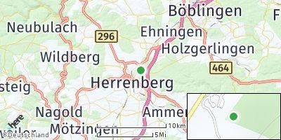Google Map of Affstätt