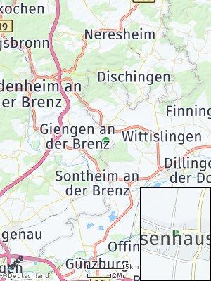 Here Map of Sachsenhausen