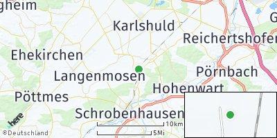 Google Map of Edelshausen