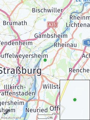 Here Map of Leutesheim