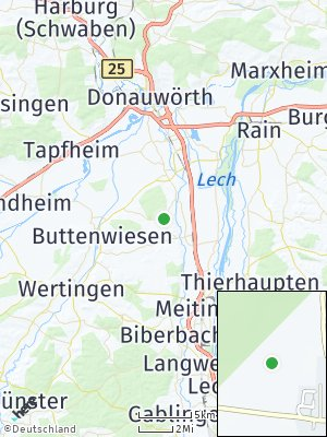 Here Map of Allmannshofen