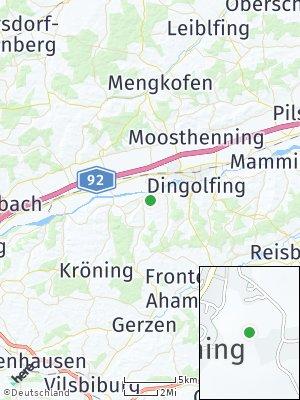 Here Map of Loiching