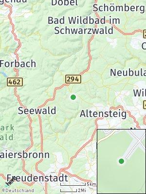 Here Map of Simmersfeld