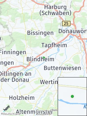Here Map of Blindheim