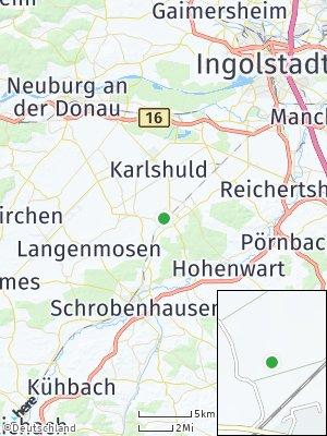 Here Map of Brunnen