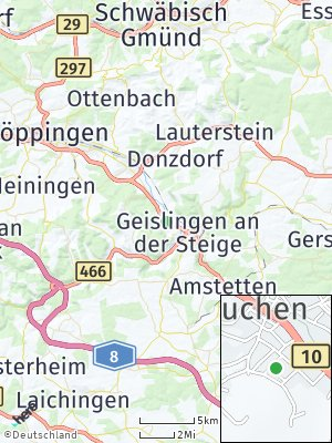 Here Map of Kuchen