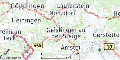 Google Map of Kuchen