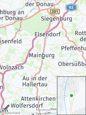 Here Map of Lohmühle