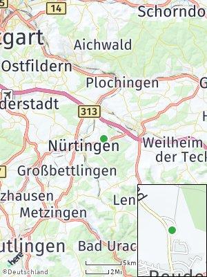 Here Map of Reudern
