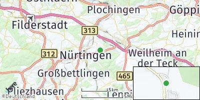 Google Map of Reudern