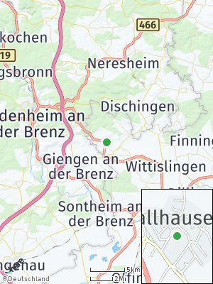 Here Map of Syrgenstein