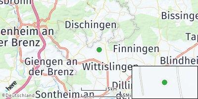 Google Map of Ziertheim