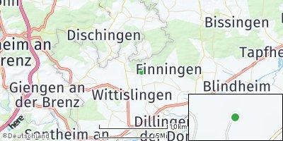 Google Map of Mödingen
