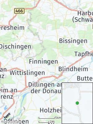 Here Map of Finningen
