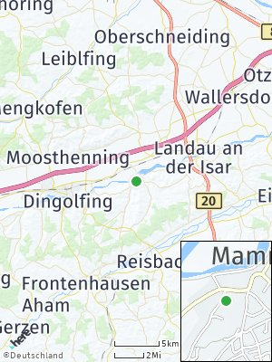 Here Map of Mamming