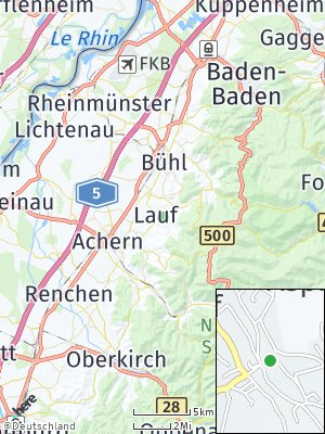 Here Map of Lauf