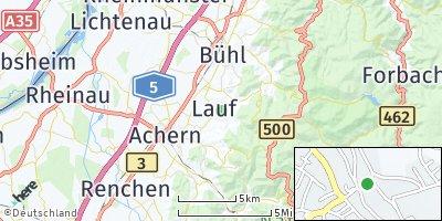Google Map of Lauf