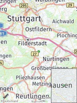 Here Map of Harthausen