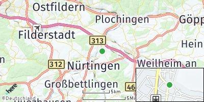 Google Map of Oberboihingen