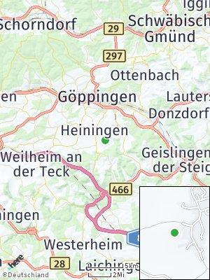 Here Map of Eschenbach
