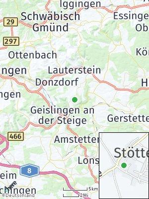 Here Map of Stötten