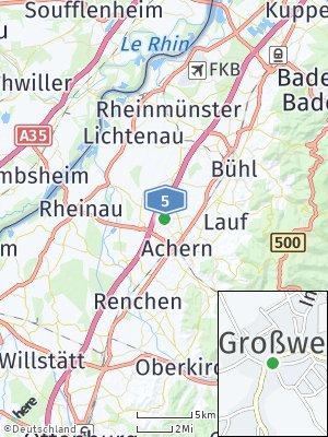 Here Map of Großweier