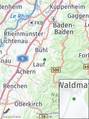 Here Map of Neusatz