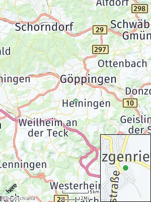 Here Map of Bezgenriet