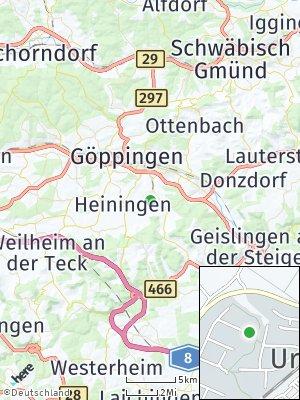 Here Map of Sankt Gotthardt
