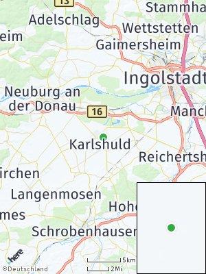 Here Map of Karlshuld