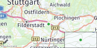 Google Map of Denkendorf
