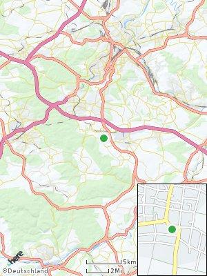 Here Map of Echterdingen