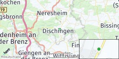 Google Map of Dischingen