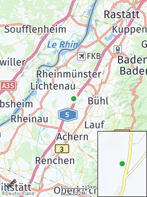 Here Map of Zell