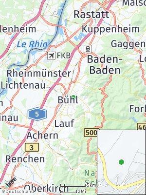Here Map of Bühl