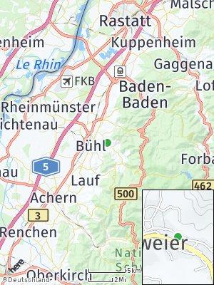 Here Map of Altschweier