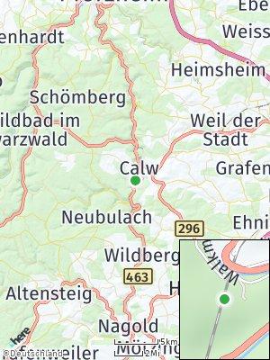 Here Map of Öländerle