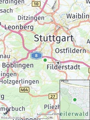 Here Map of Unteraichen