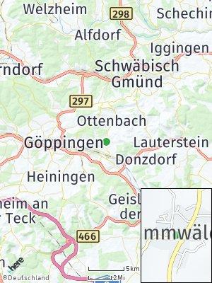 Here Map of Krummwälden