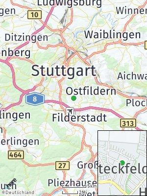 Here Map of Steckfeld