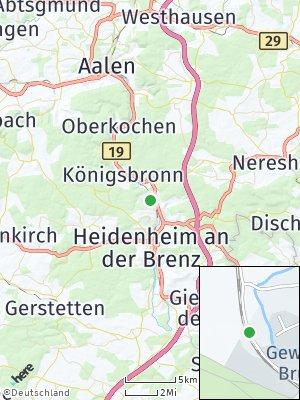 Here Map of Aufhausen