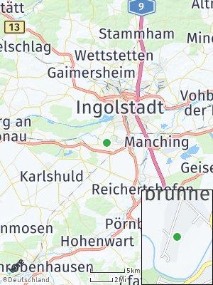 Here Map of Zuchering