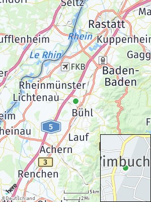 Here Map of Vimbuch