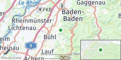 Google Map of Neuweier