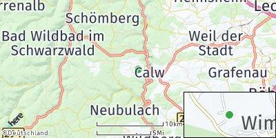 Google Map of Alzenberg